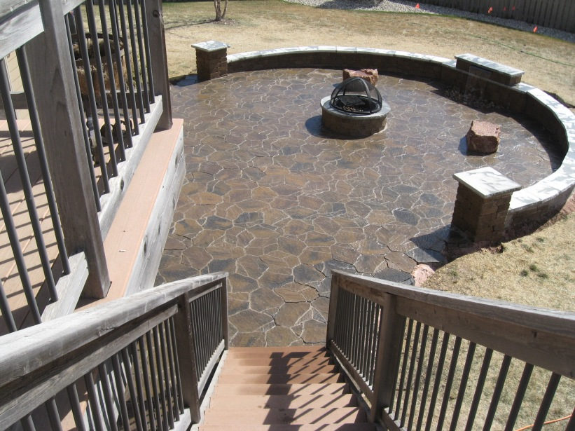 mega-arbel style patio